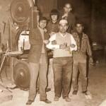 Foto di nonno Donato le radici della rd arredamenti di roma