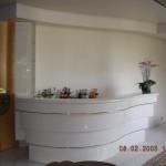 Mobile Bar bianco lucido prodotto rd arredamenti