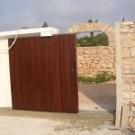 Cancello pedonale rdarredamenti