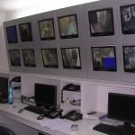 Centrale videosorveglianza arredata da rd arredamenti