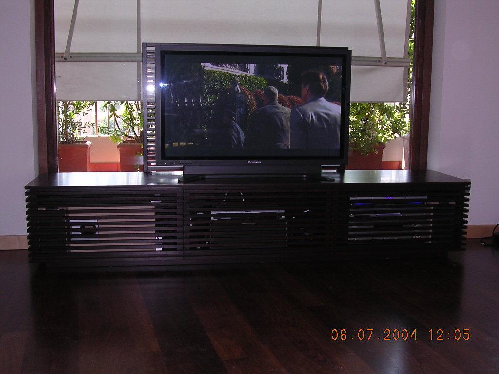 Porta tv falegnameria rd arredamenti s r l roma armadi - Mobile tv fai da te ...