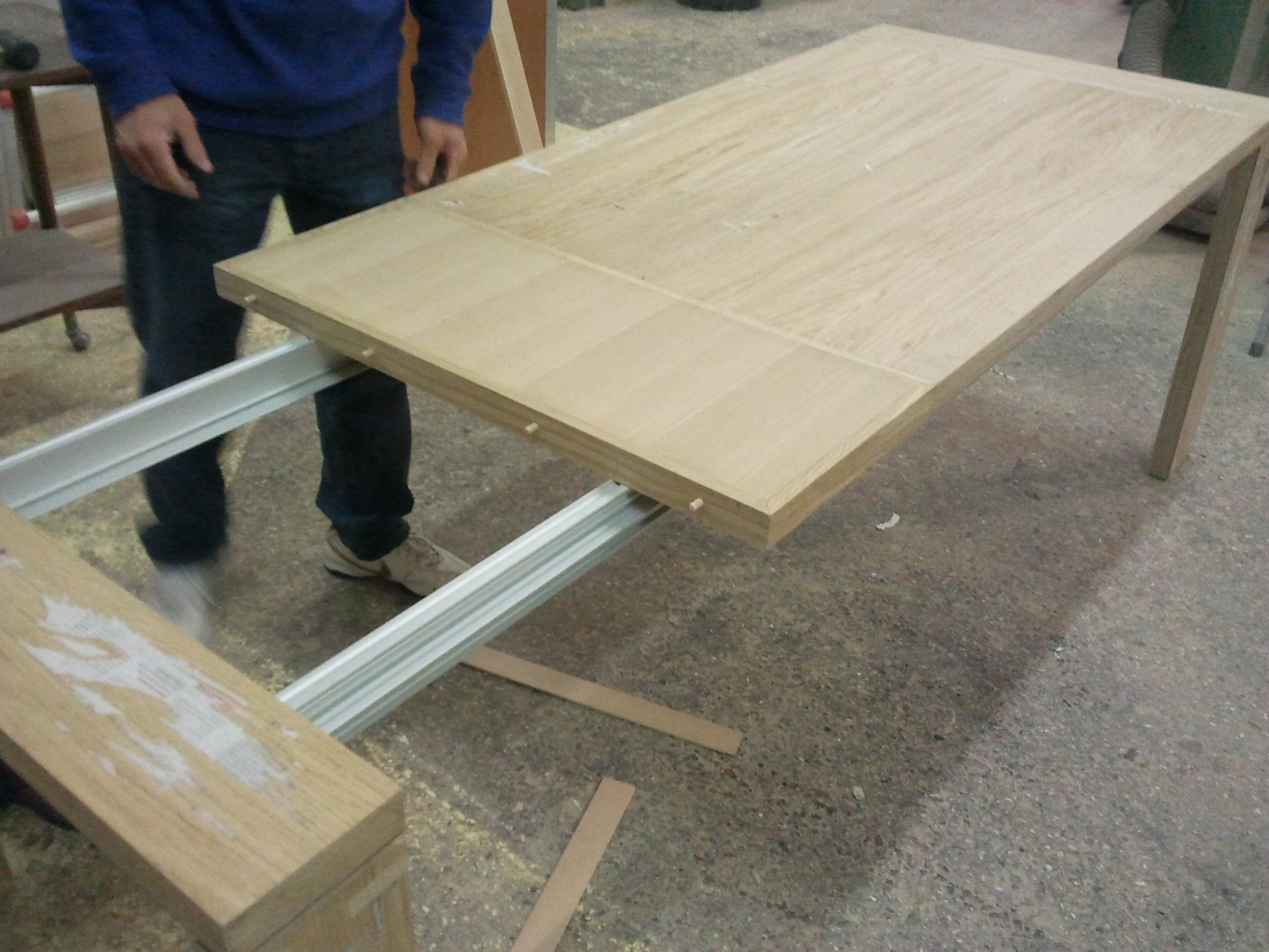 Costruire Un Tavolo Di Legno. Excellent Costruisci Da Solo Il Tavolo ...