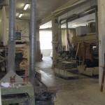 La falegnameria RD Arredamenti vista dall'interno