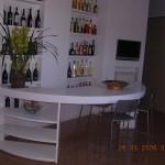 Angolo bar realizzato dalla falegnameria rd arredamenti di roma