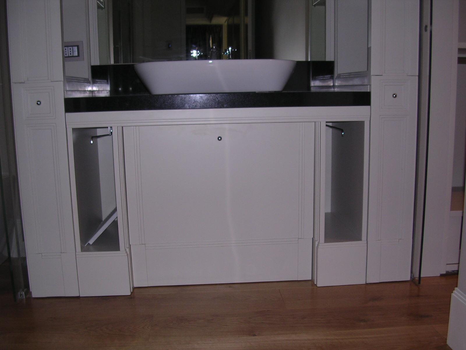 Arredo bagno falegnameria rd arredamenti s r l roma - Mobile bagno usato roma ...