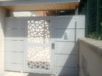 Cancello in stratificato